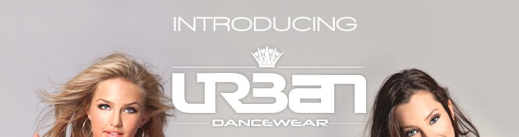 Introducing Urban Dancewear