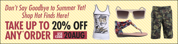 Summer Blowout Sale
