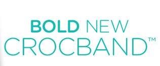 BOLD NEW CROCBAND™