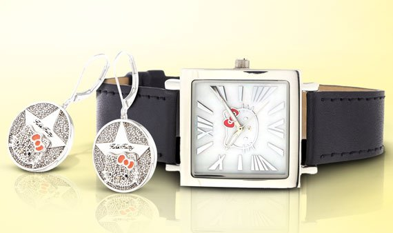 Hello Kitty Jewelry & Watches    -- Visit Event