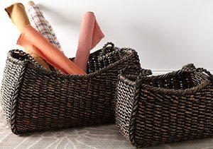 Wald Imports: Baskets, Trays & More