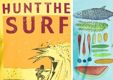 Shop Wellen: $14.99 Surf Tees & Tanks