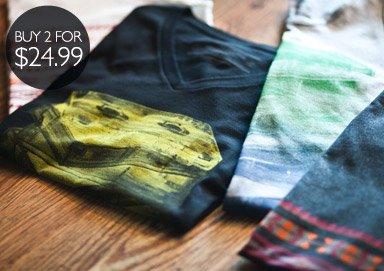 Shop Pocket Change: Brand New Graphics