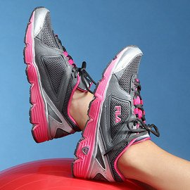 Smart Steps: Fitness Footwear
