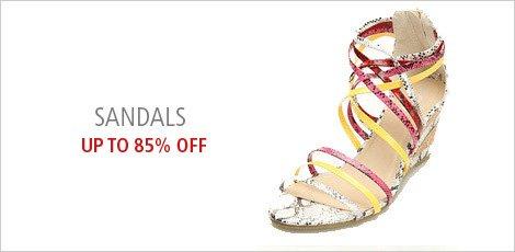 Sandals $14.99