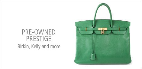 Pre-Owned Prestige Handbags