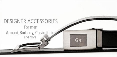 Designer Accessories For Men