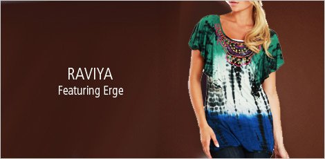 Raviya ft. Erge For Ladies