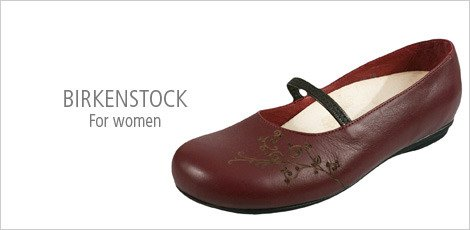 Birkenstocks for Women