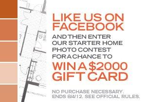Starter Home Photo Contest