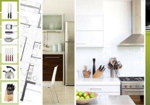 Starter Home: The Kitchen