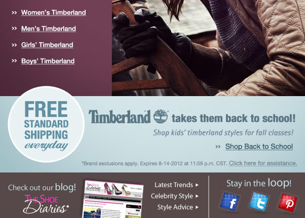 New Timberland Styles Are Here!