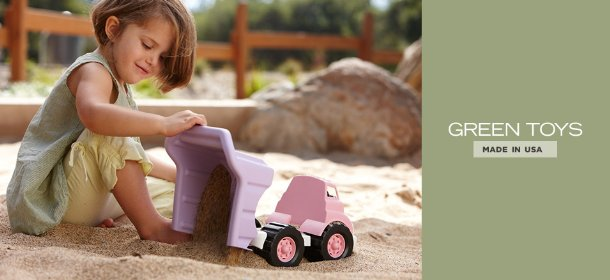 GREEN TOYS: MADE IN USA, Event Ends August 4, 9:00 AM PT >