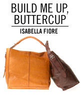 Build Me Up, Buttercup. Isabella Fiore.