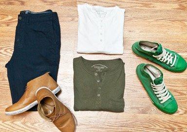 Shop The Look: Heritage