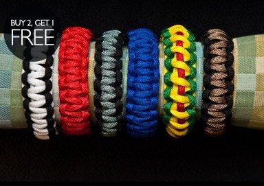 Shop Paracord Bracelets