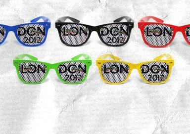 Shop Summer Games Party Glasses