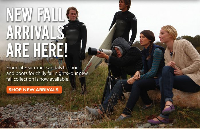 New Fall Arrivals Are Here!      Shop New Arrivals