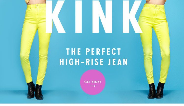 The Perfect High-Rise Jean