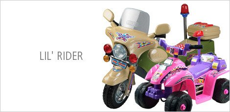 Lil' Rider For Kids