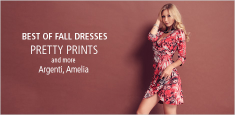 Pretty Prints, Ladies Dresses