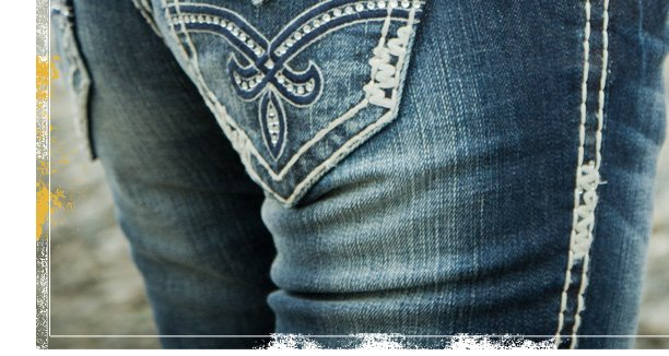 Shop Rock Revival Denim
