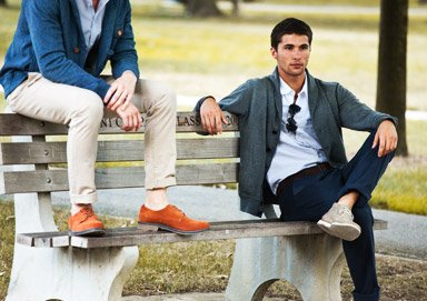 Shop Fall Essentials: Oxfords & Cardigans