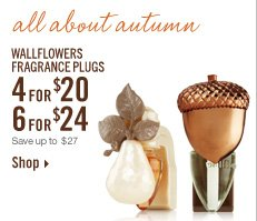 All about Autumn – Wallflowers 4 for $20 or 6 for $24