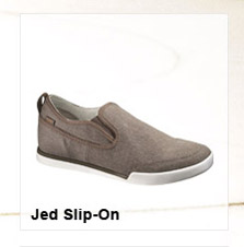 Jed Slip-on