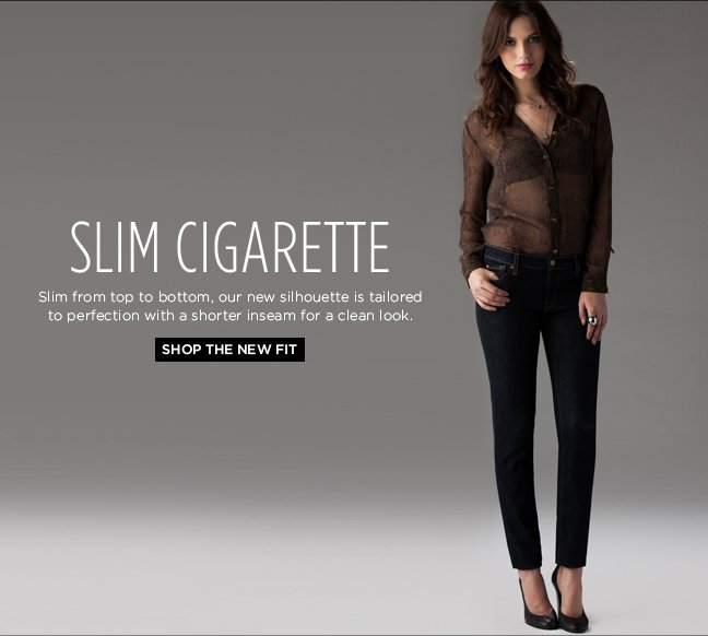 Introducing Slim Cigarette