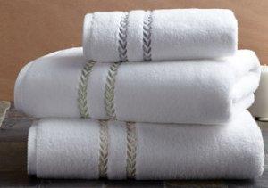 Luxury Bath Towels by Lenox