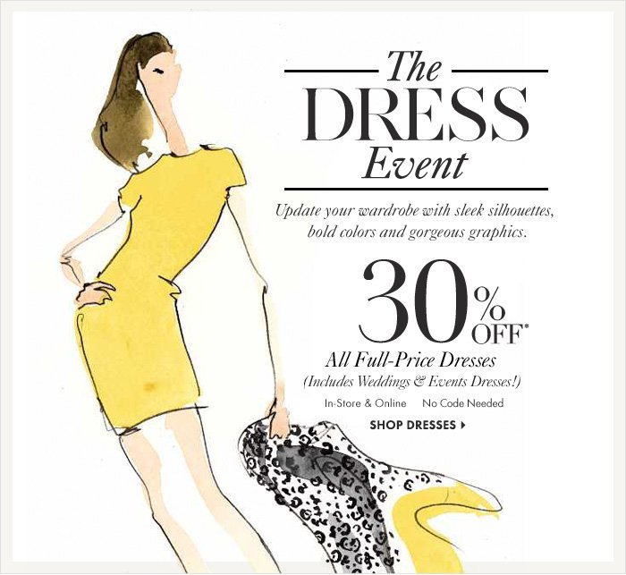 THE DRESS EVENT