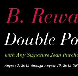 B. Rewarded Double Points
