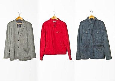 Shop The Basics: Jackets of the Season