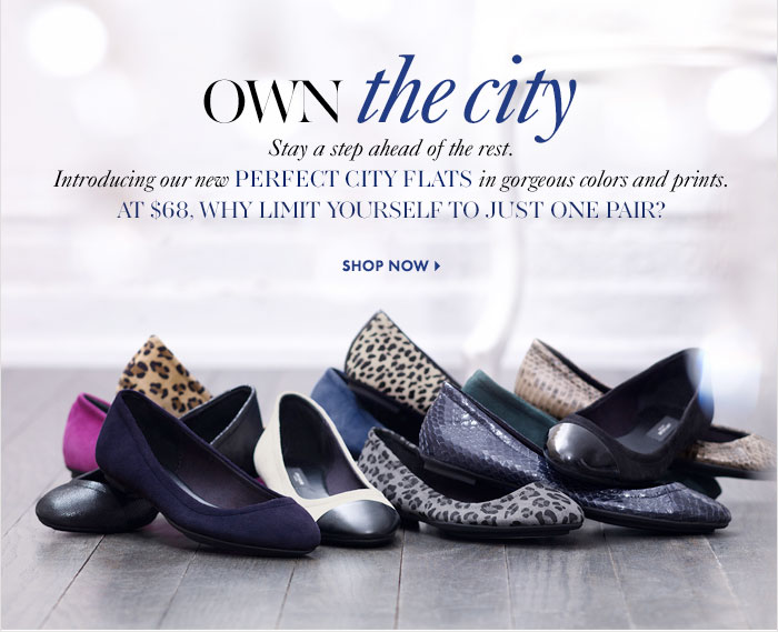 OWN The City