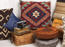 Spotlight On: Boho-Inspired Pillows