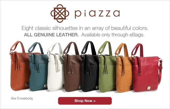 Shop Piazza Handbags