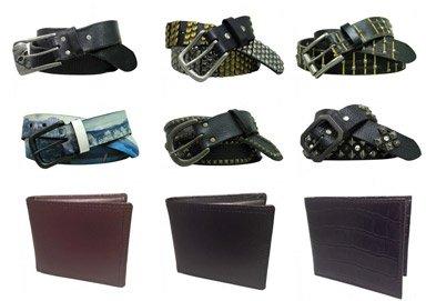 Shop Leather Island: Belts, Wallets, Bags