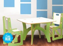For Little Creators: Kid-Friendly Art & Furniture