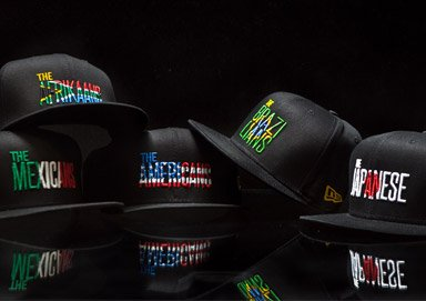 Shop Rep Your Nation: Apparel & Hats
