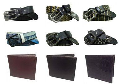 Shop Leather Island: Belts, Wallets, Bags