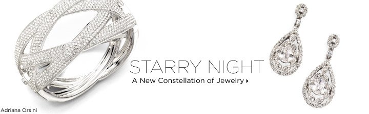 A New Constellation of Jewelry