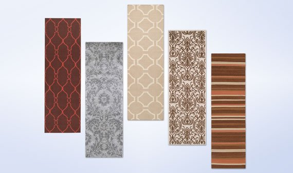 Runner Rugs for Every Room  -- Visit Event