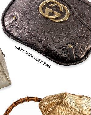 BRITT SHOULDER BAG