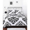 Reversible 3-Piece Bedding Set