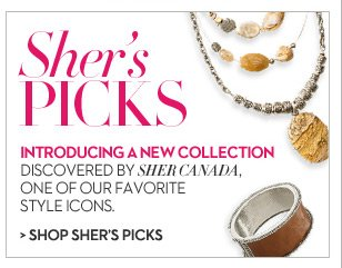 Sher's Picks