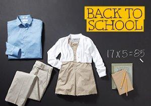 Back to School: Uniform Options