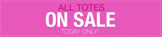All Totes On Sale