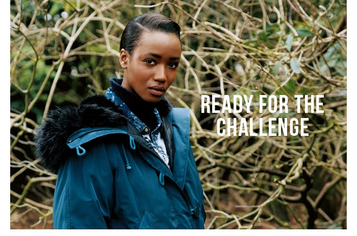 Ready for the Challenge - Shop Jackets