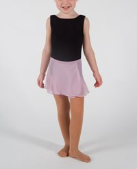 Girls Snap-Front Skirt